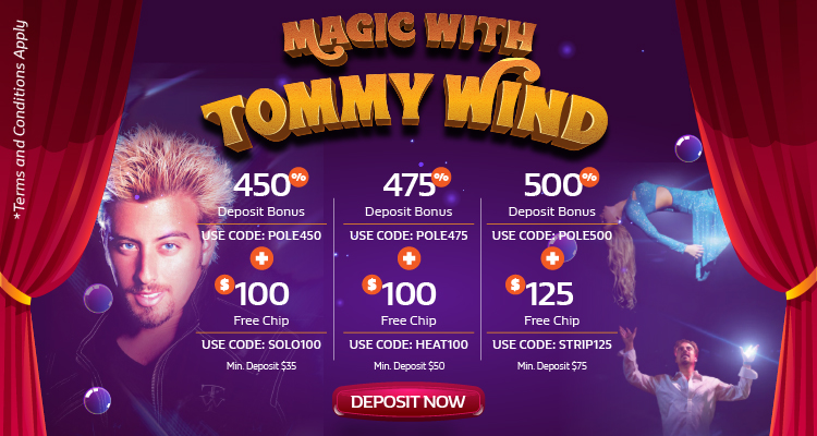 FC Magic with Tommy Wind
